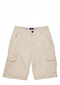 J Khaki™ Twill Cargo Shorts Boys 8-20
