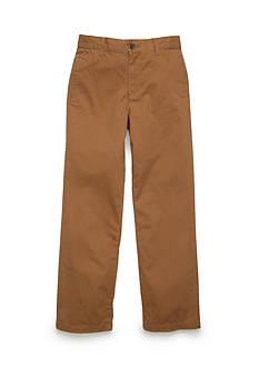 J. Khaki Twill Pants Boys 8-20
