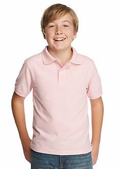 J Khaki™ Solid Pique Polo Boys 8-20