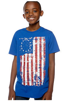 J Khaki Novelty Tee Boys 8-20