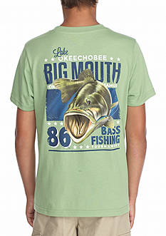 J. Khaki Novelty Tee Boys 8-20