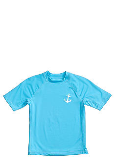 J Khaki Rash Guard Boys 4-7
