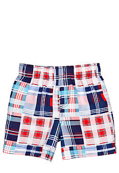 J Khaki Swim Trunk Boys 4-7