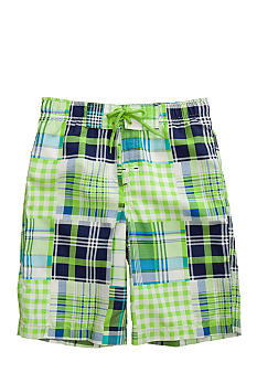 J Khaki Swim Trunk Boys 8-20