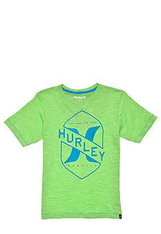 Hurley Break Away Tee Boys 4-7