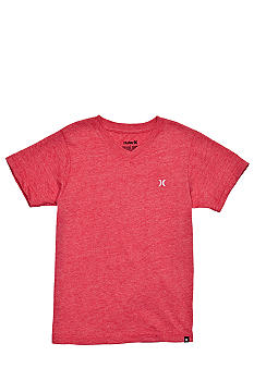 Hurley Heather V- Neck Tee Boys 8-20