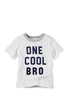 Carter's 'One Cool Bro' Tee Boys 4-7