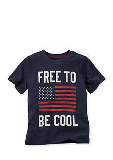 Carter's 'Free To Be Cool' Tee Boys 4-7