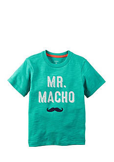 Carter's Mr. Macho Tee Boys 4-7