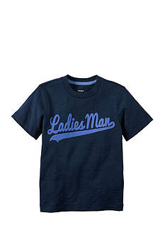 Carter's Ladies Man Tee Boys 4-7