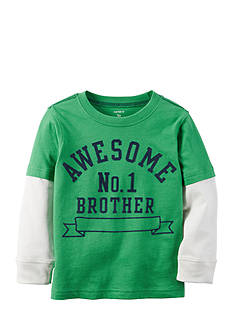 Carter's Awesome Brother Graphic Tee Boys 4-7