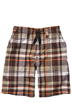 Carter's® Plaid Short Boys 4-7