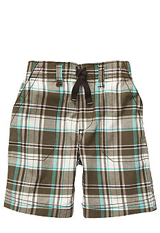 Carter's Plaid Short Boys 4-7