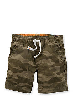 Carter's Camo Shorts Boys 4-7