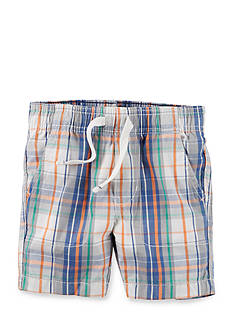 Carter's Plaid Shorts Boys 4-7