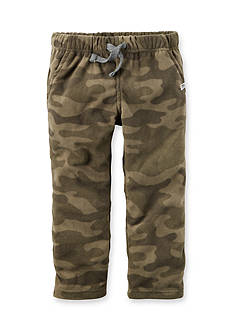Carter's Boys 4-7 Pull-On Fleece Pants
