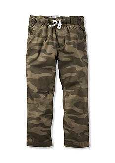 Carter's Camouflage Pants Boys 4-7