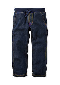 Carter's Denim Pull-On Pants Boys 4-7
