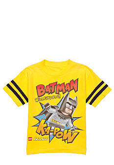 Batman Batman Lego Tee Boys 4-7