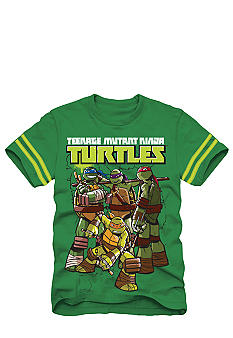 Nickelodeon Teenage Mutant Ninja Turtles Tee Boys 4-7
