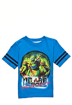 Nintendo Teenage Mutant Ninja Turtles Heroes Screen Tee Boys 4-7