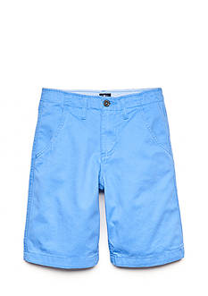 J Khaki™ Flat Front Color Short Boys 8-20