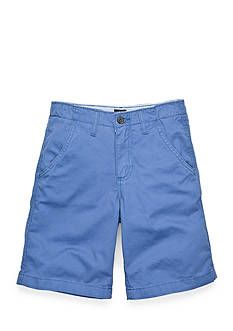 J Khaki™ Flat Front Shorts Boys 8-20
