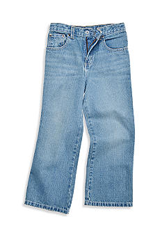 J Khaki Boot Cut 5- Pocket Jean Boys 4-7