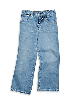 J Khaki Boot Cut 5- Pocket Slim Jean Boys 4-7