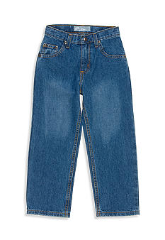 JK Indigo Loose 5 Pocket Slim Jean Boys 4-7