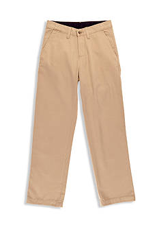 J Khaki™ Flat Front Twill Pant Boys 8-20