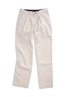 J Khaki™ Pleated Twill Pant Boys 8-20