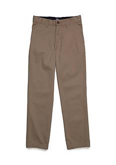 J Khaki™ Slim Flat Front Pant Boys 8-20
