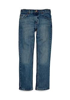 JK Indigo Straight Regular Chopper Jeans Boys 8-20