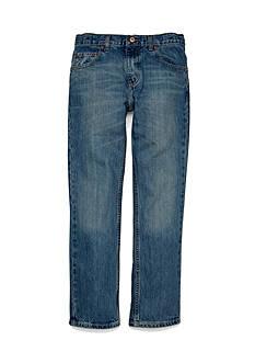 JK Indigo Straight Regular Chopper Jeans Boys 8-20