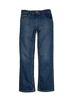 JK Indigo Regular Bootcut Cain Jeans Boys 8-20