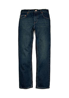JK Indigo Regular Straight Daytona Jeans Boys 8-20