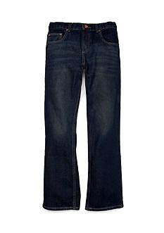 JK Indigo Regular Bootcut Jeans Boys 8-20