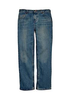 JK Indigo Husky Straight Chopper Jeans Boys 8-20