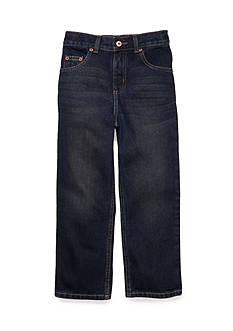 JK Indigo Straight Fit Jeans Boys 4-7
