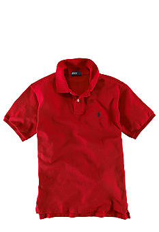 Ralph Lauren Childrenswear Mesh Polo - Boys 4-7