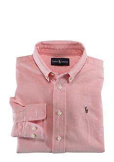 Ralph Lauren Childrenswear Blaire Oxford Woven - Boys 4-7