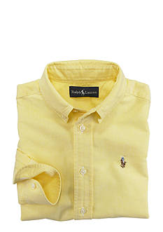 Ralph Lauren Childrenswear Blaire Oxford Woven - Boys 4-7