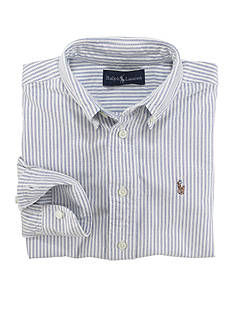 Ralph Lauren Childrenswear Blaire Oxford Woven Boys 4-7