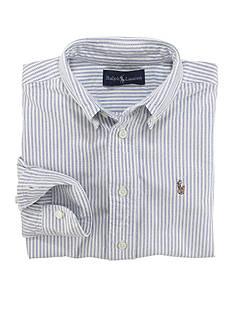 Ralph Lauren Childrenswear Blaire Oxford Woven Boys 4-7