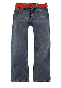 Ralph Lauren Childrenswear Classic Straight Leg Jean Boys 4-7