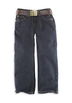 Ralph Lauren Childrenswear Slim Fit Jean Boys 4-7