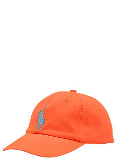 Ralph Lauren Childrenswear Big Pony Player Classic Cap Boys 4-7