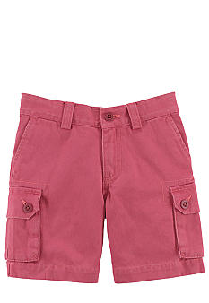 Ralph Lauren Childrenswear Flat Front Short Boys 4-7