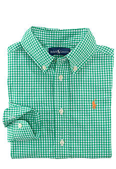 Ralph Lauren Childrenswear Classic Button-Down Boys 4-7
